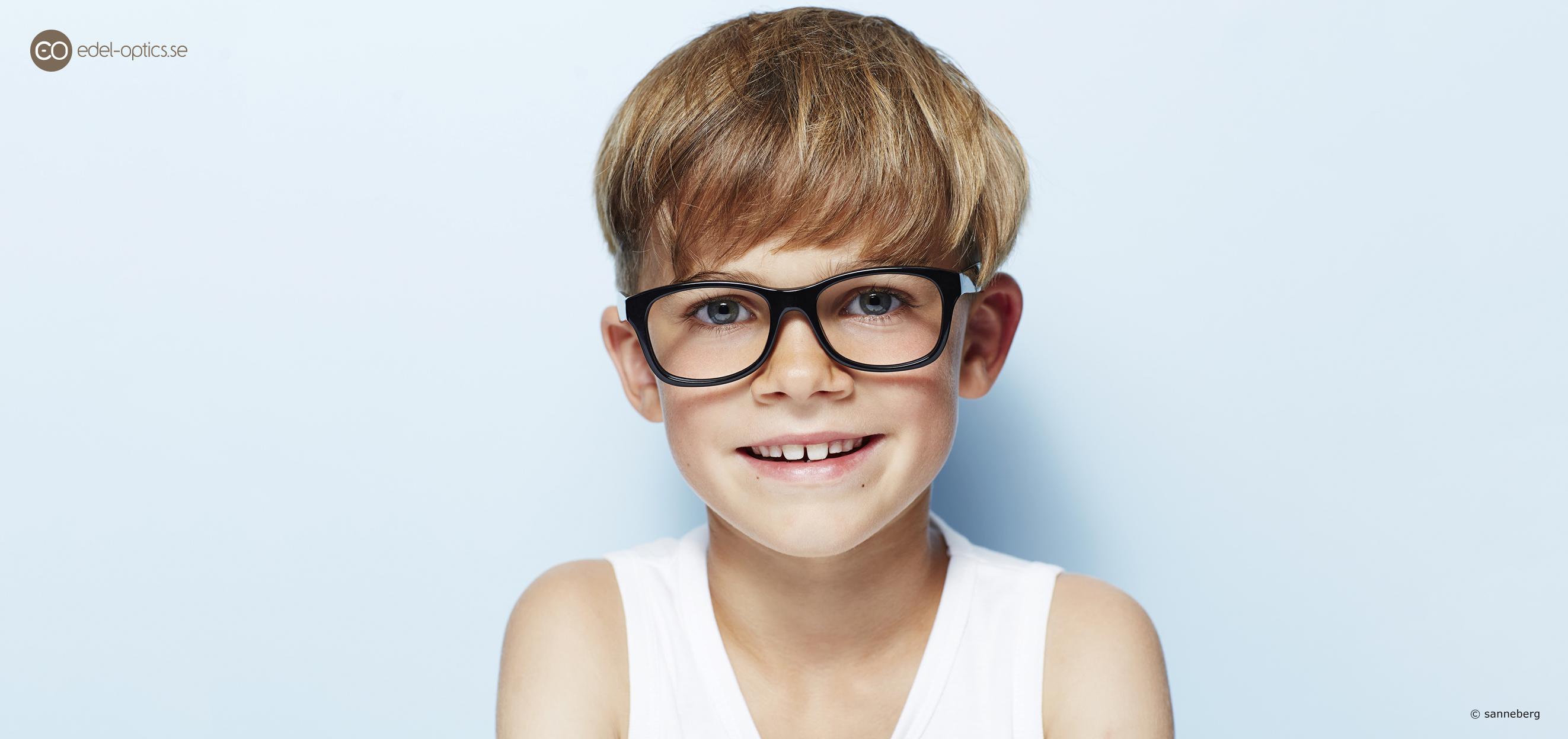 Barnglasögon  ingen glasögonorm här inte! - Edel Optics Blog 58367f1779849
